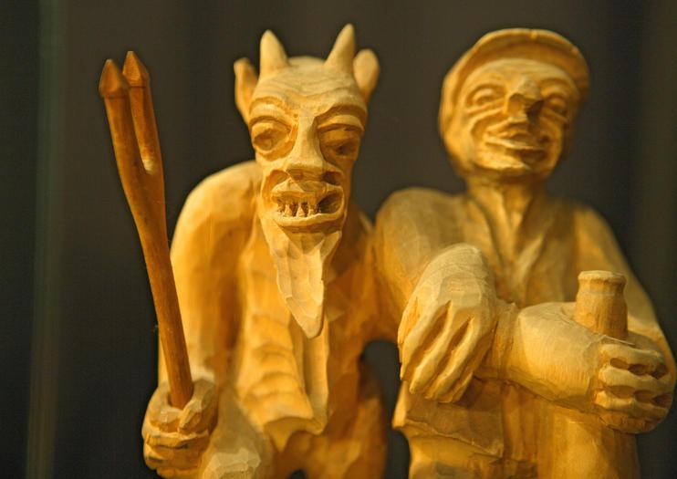 Musée du diable