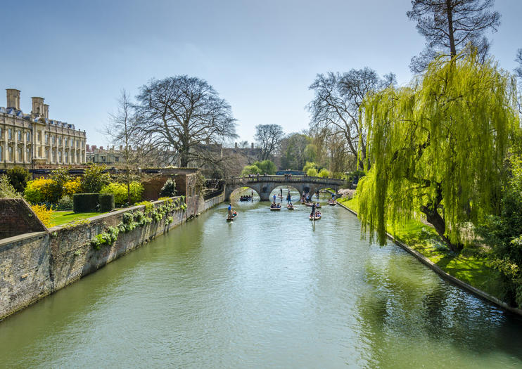 Image result for River Cam runs through the heart of Cambridge