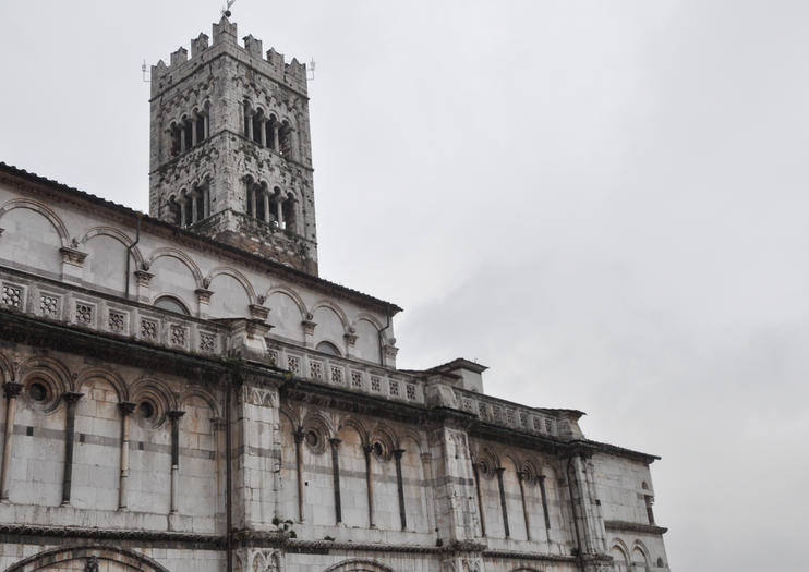 Lucca Cathedral (Duomo di Lucca)