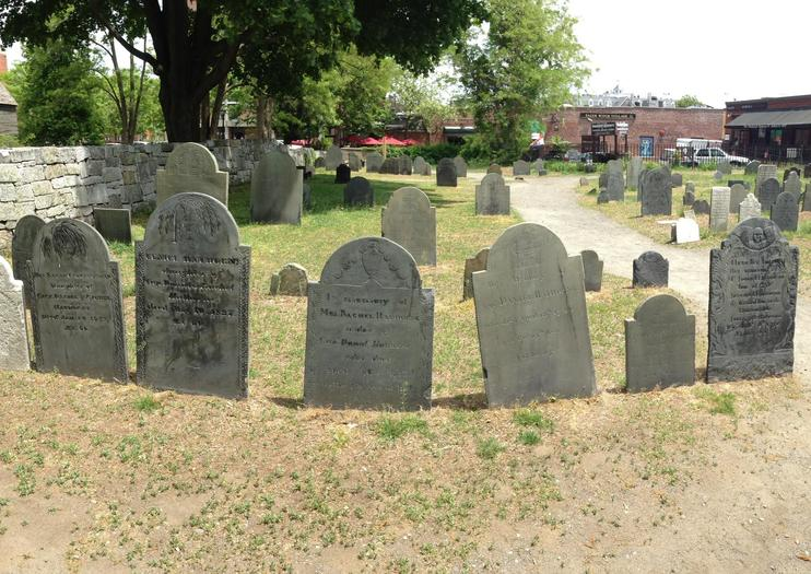 Old Burying Point (Charter Street Cemetery)