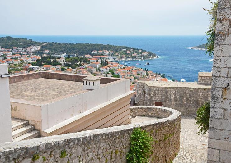 Hvar Spanish Fortress (Tvrdava Fortica)