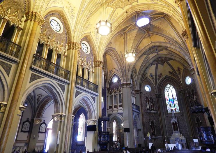Curitiba Cathedral (Catedral Basílica Menor Nossa Senhora)