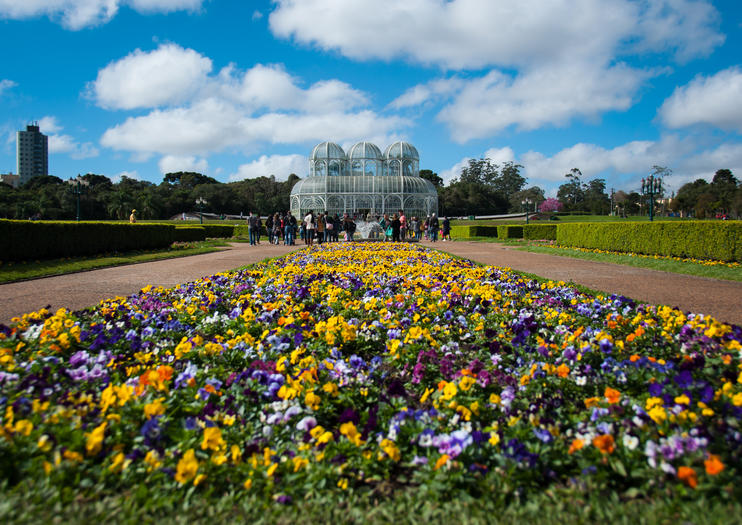 Curitiba Botanical Garden (Jardim Botanico)
