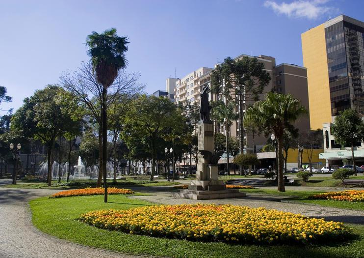 Santos Andrade Square (Praça Santos Andrade)