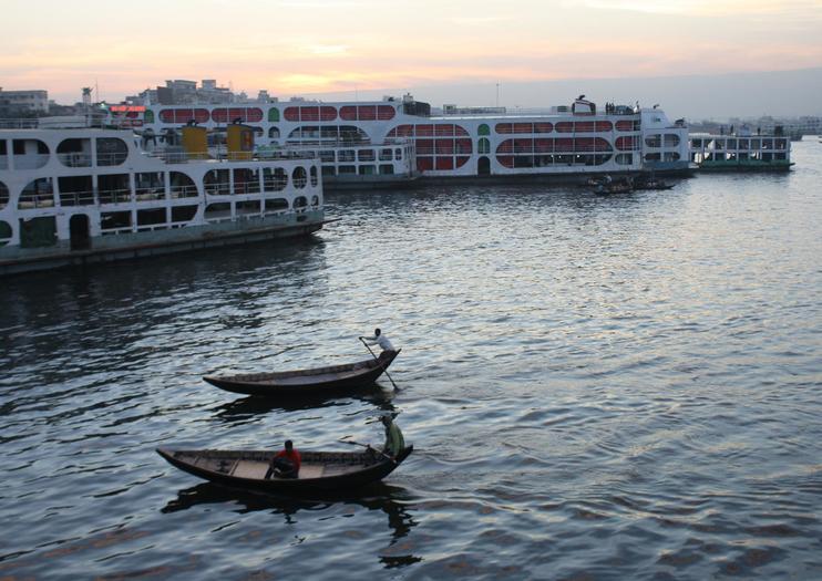 Sadarghat Port