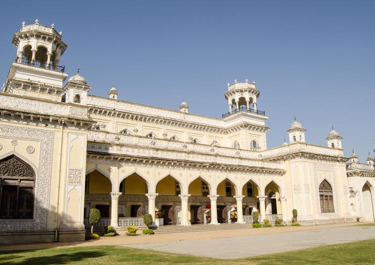 Palácio Chowmahalla
