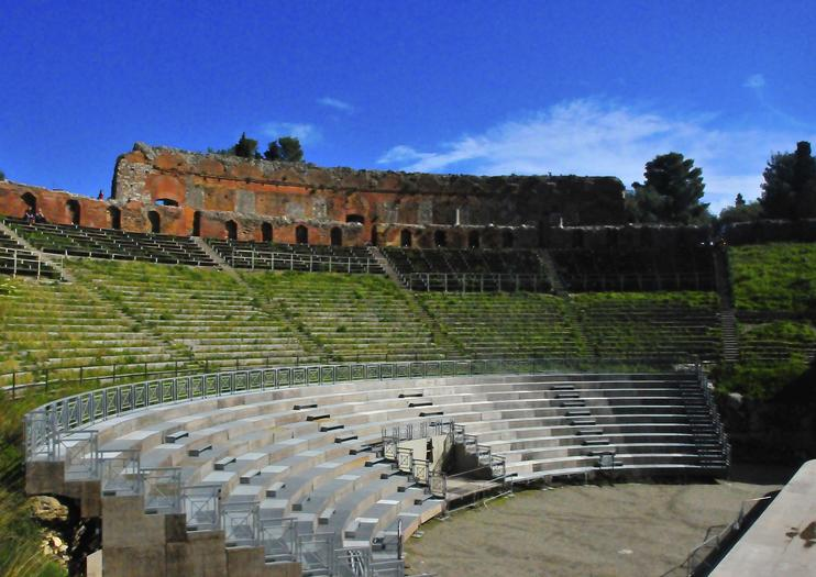Syracuse Greek Theater (Teatro Greco)