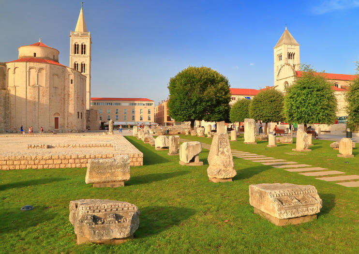 Zadar Roman Forum