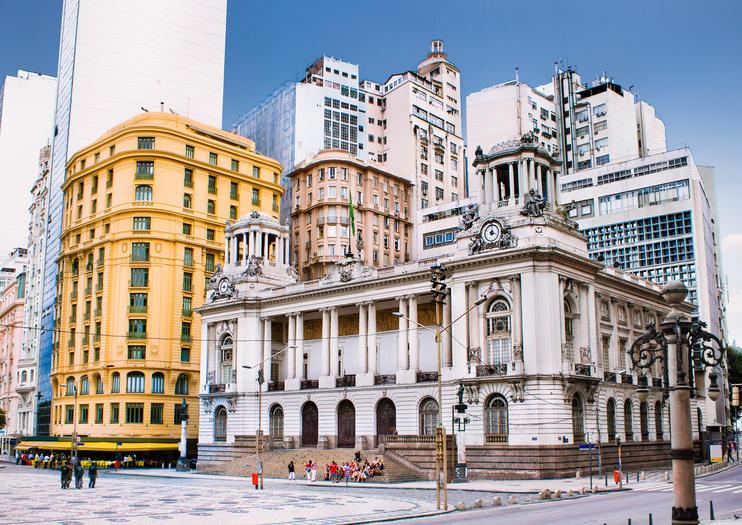 Floriano Peixoto Square (Cinelandia)