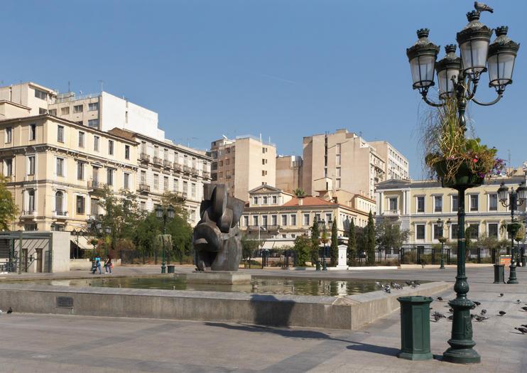 Kotzia Square (Plateia Kotzia)
