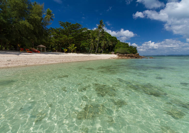Talu Island (Koh Talu)