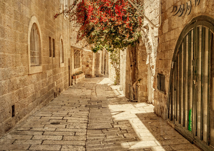 Jerusalem Jewish Quarter