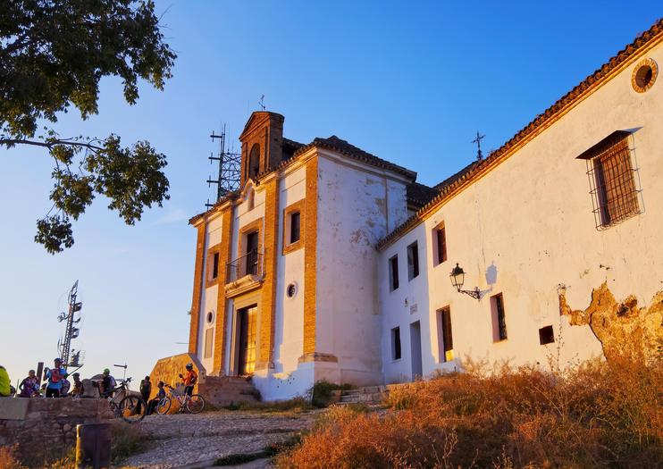 La Ermita de San Miguel Alto