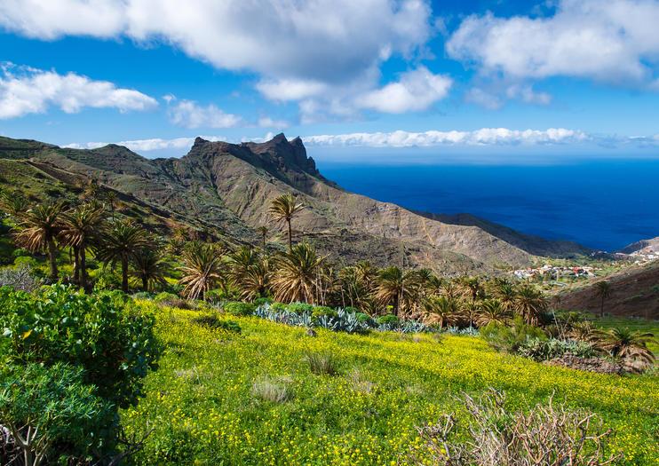 Aventuras en exteriores en las Canarias