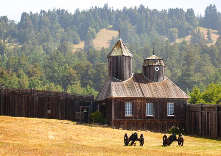 Parque Histórico Fort Ross State