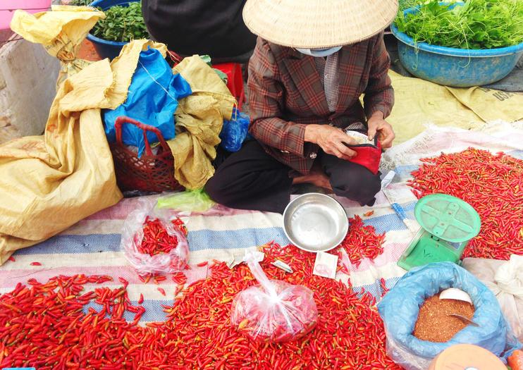 Bac Ha Market (Cho Bac Ha)