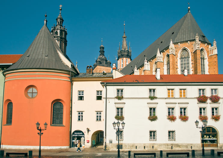 Maly Rynek (Small Market Square)