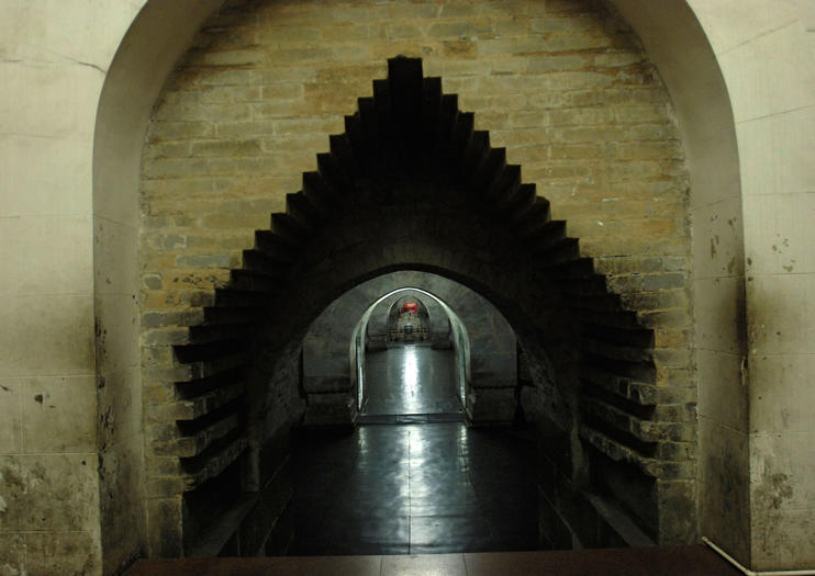 Unterirdischer Dingling Palast