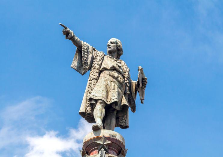 Columbus Monument (Mirador de Colom)