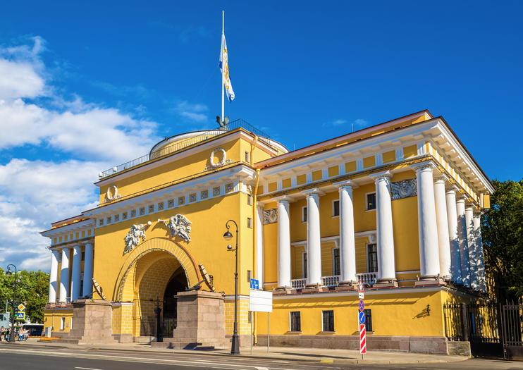 Almirantado de São Petersburgo