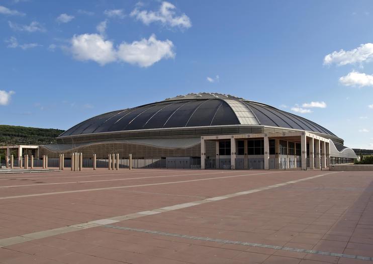 Saint Jordi Palace (Palau Sant Jordi)