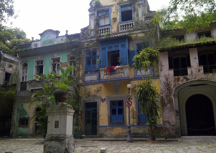 Barrio Cosme Velho