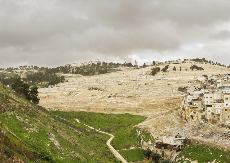 Valle de Kidron