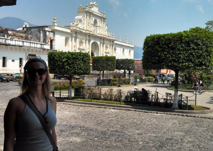 Catedral de Santiago (Antigua Cathedral)