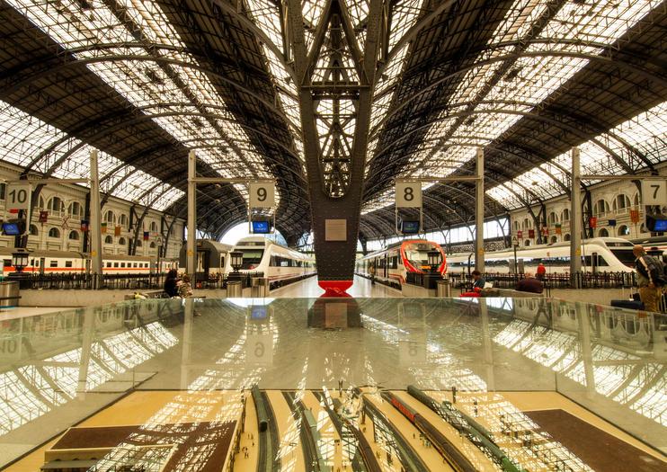 França Railway Station (Estació de França)