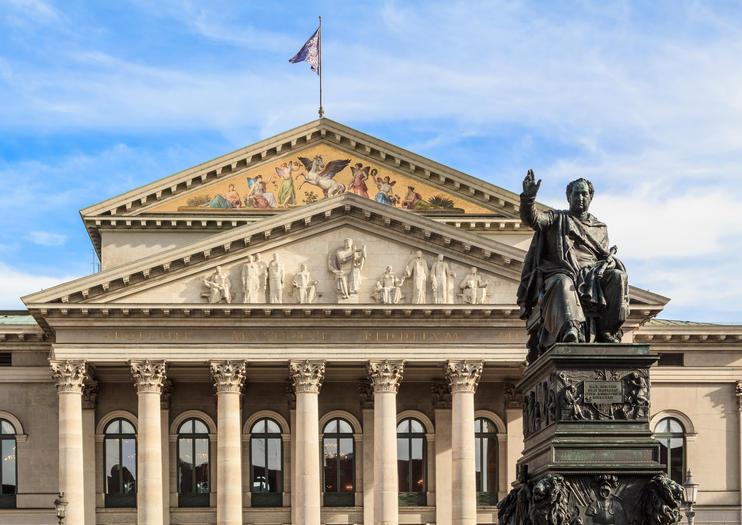Ópera Estatal de Baviera: Bayerische Staatsoper