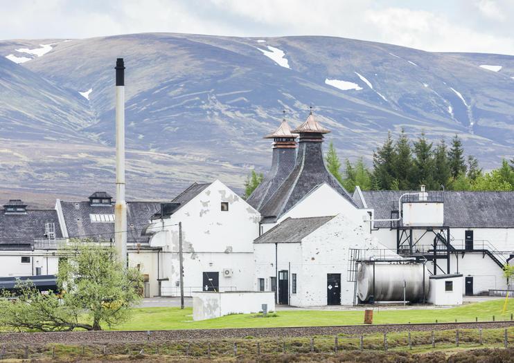 Distillerie Dalwhinnie