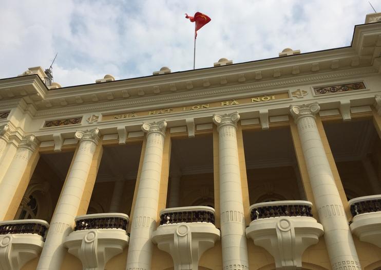 Hanoi Opera House (Nha Hat Lon)