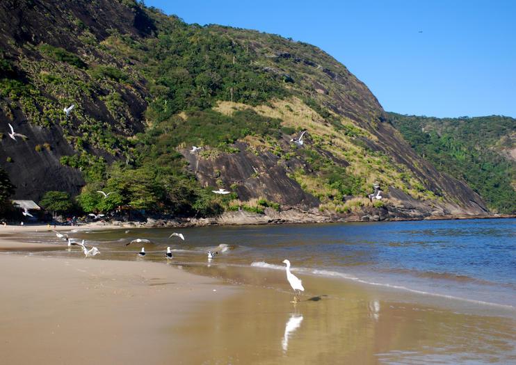 Itaipu Beach (Praia de Itaipu)