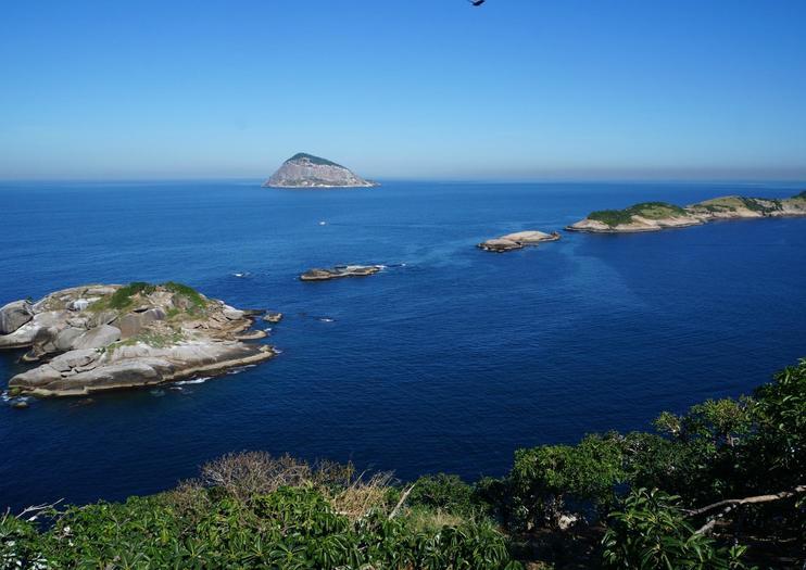 Cagarras Islands (Ilhas Cagarras)