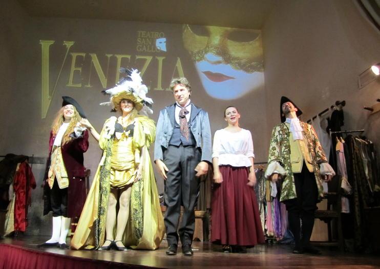San Gallo Theater (Teatro San Gallo)