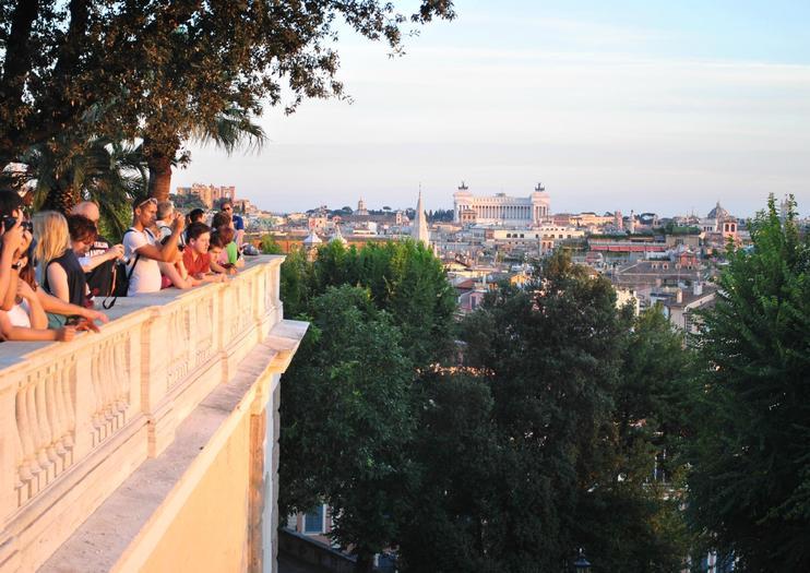 Pincio Gardens (Pincio)