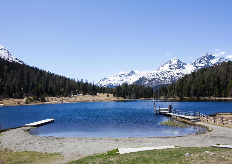 Lake Staz (Lej da Staz)