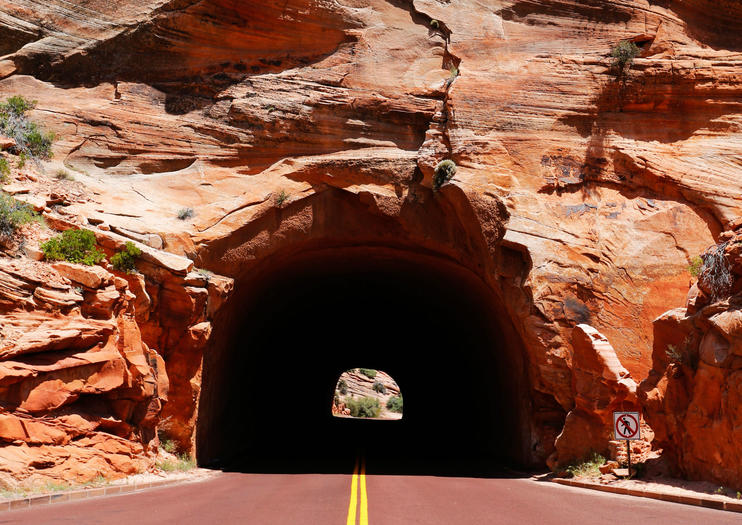 Zion-Mt Carmel Tunnel