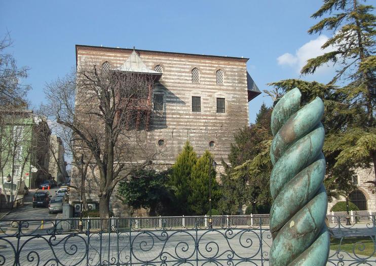 Serpent Column (Yilani Sütun)