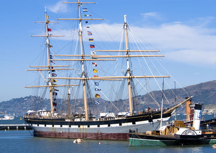 San Francisco Maritime National Historical Park
