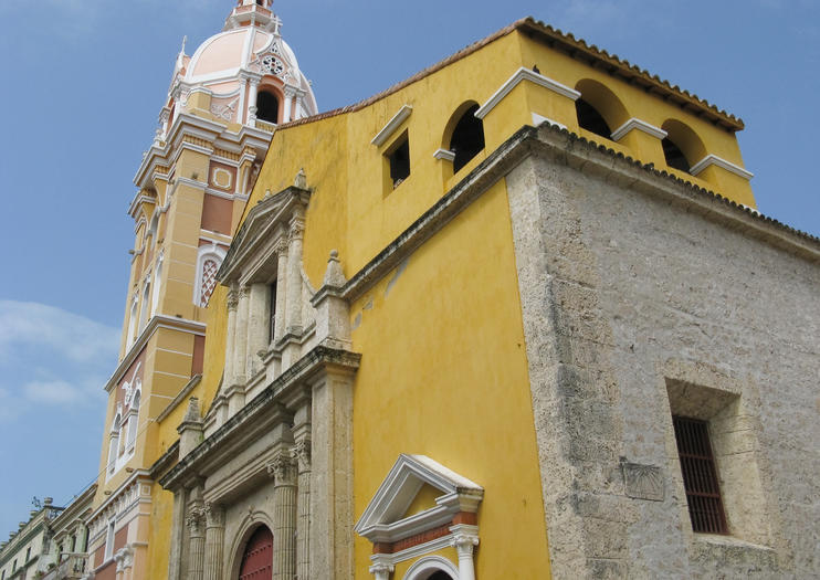 Cartagena Cathedral (St. Catherine of Alexandria Cathedral)