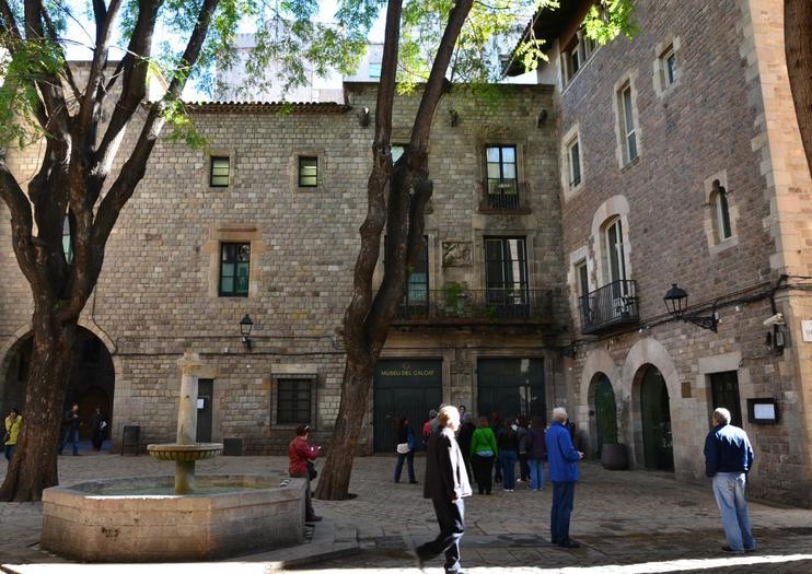 Place Sant Felip Neri
