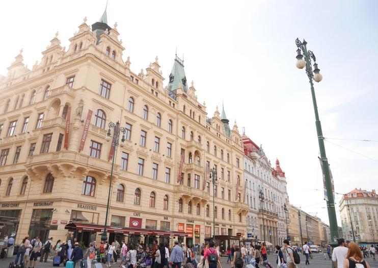 Republic Square (Námestí Republiky)