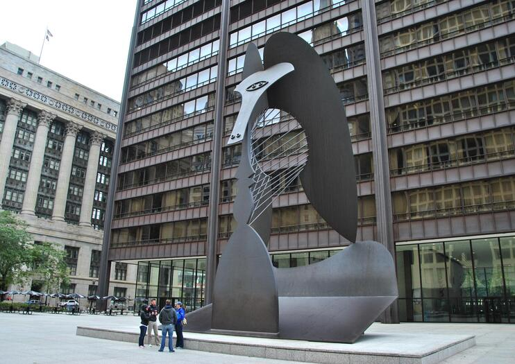 Chicago Picasso (The Picasso)