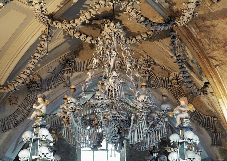 Sedlec Ossuary (Kostnice Sedlec)