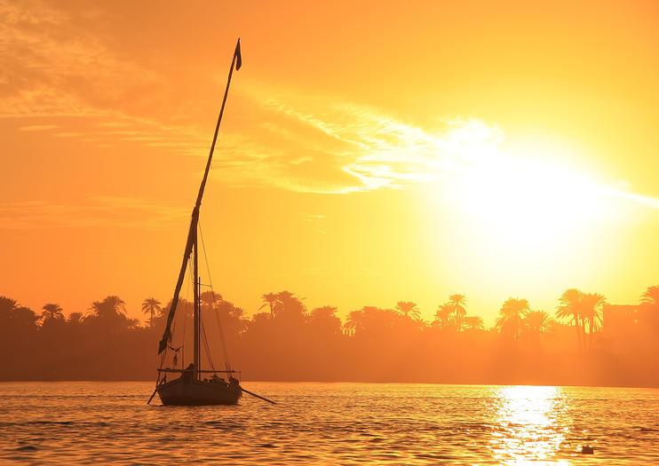 Nile River Felucca Cruises in Egypt