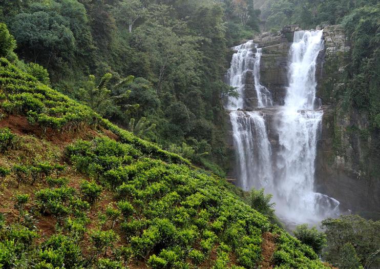 Ramboda Falls