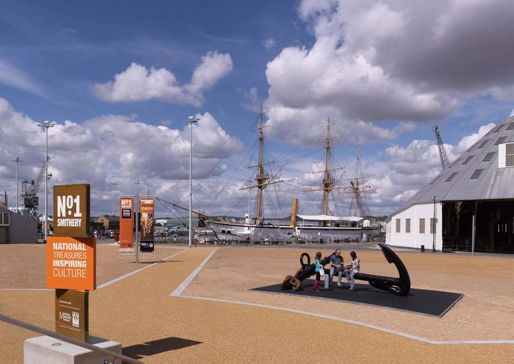 Chatham Historic Dockyard