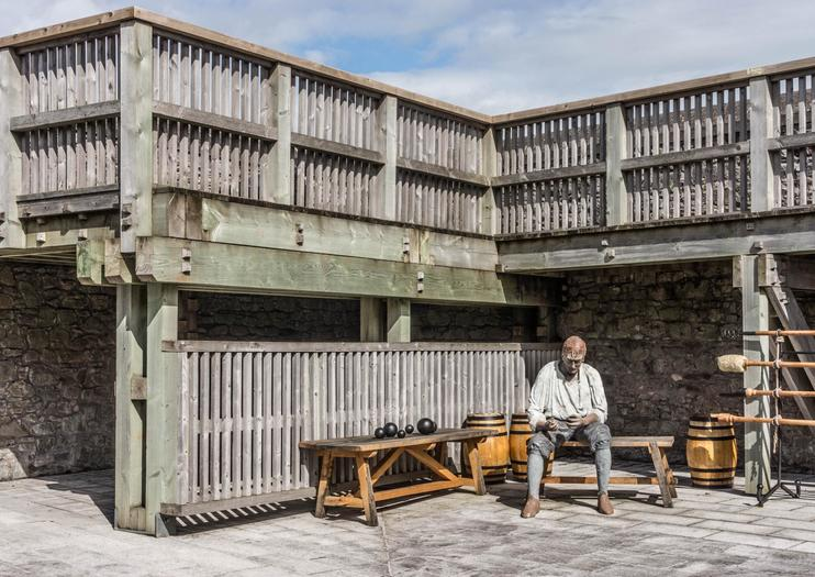 Elizabeth Fort (Fortaleza de Cork)