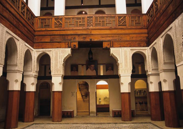 Nejjarine Museum of Wooden Arts and Crafts (Musée Nejjarine)